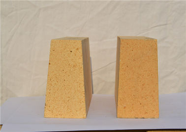Erosion Resistance Kiln Refractory Bricks High Load Softening Temperature